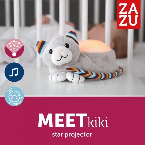 Proiector luminos sau lampa de veghe ZAZU - Pisicuta KIKI