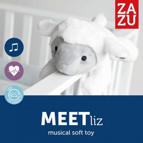 Jucarie muzicala ZAZU - LIZ