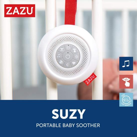 Jucarie calmanta portabila ZAZU - SUZY Soother