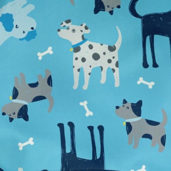 Bavetica multifunctionala cu maneci lungi - Green Sprouts - Aqua Dogs