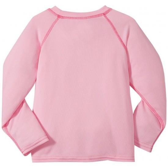 Bluza tehnica Pink SPF50+ Breatheasy Stay Cool