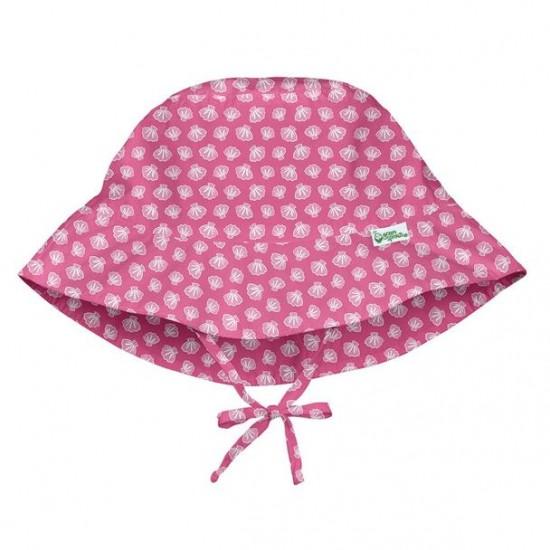 Palarie fete Pink Shell Geo SPF 50+ reglabila
