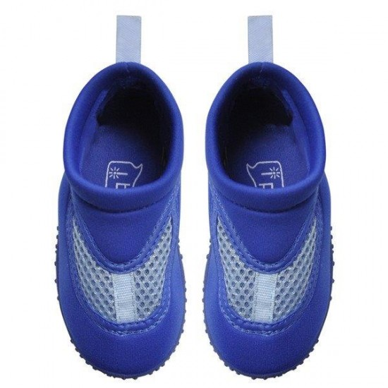 Pantofi cu aerisire Green Sprouts by iPlay - Royal Blue