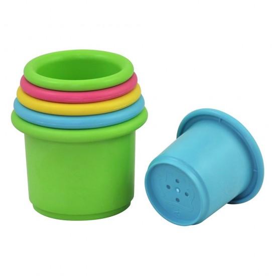 Jucarie de stivuit din plante - iPlay - Dream Cups